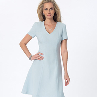 McCalls 7352 Pattern ( Size 6-8-1012-14-1618-20-22 )