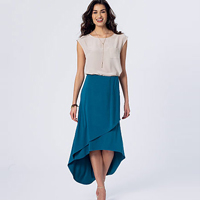 McCalls 7363 Pattern ( Size 6-8-10-12-14 )