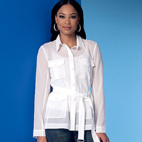 McCalls 7365 Pattern ( Size 6-8-10-12-14 )