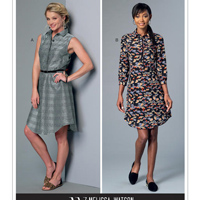McCalls 7380 Pattern ( Size 6-8-10-12-14 )