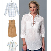 Sewing Patterns & Tops Pattern Reviews
