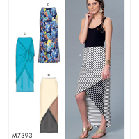 McCalls 7393 Pattern