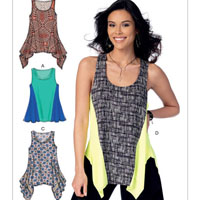 McCalls 7410 Pattern ( Size 6-8-10-12-14 )