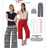 McCalls 7415 Pattern ( Size 6-8-1012-14-16 18-20-22 )