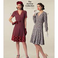 McCalls 7433 Pattern ( Size 14-16-18-20-22 )