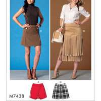 McCalls 7438 Pattern ( Size 6-8-10-12-14 )