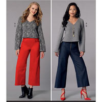 McCalls 7445 Pattern ( Size 14-16-18-20-22 )