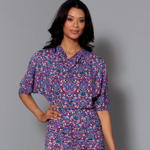McCalls 7465 Pattern ( Size 6-8-10-12-14 )