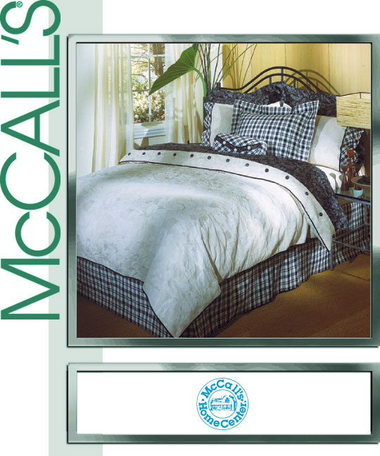 McCall's Bedroom Essentials 2017