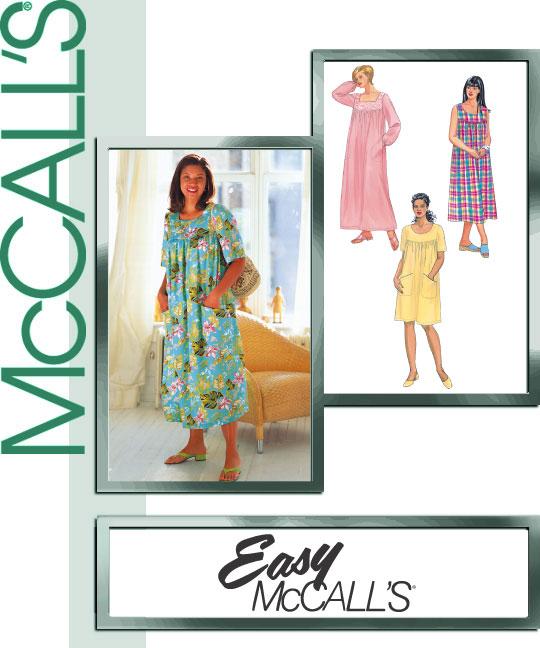 McCall's Women's Dress 2250