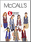 McCalls 2260 Pattern ( Size 16-18 )