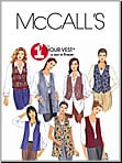 McCalls 2260 Pattern ( Size 24-26 )