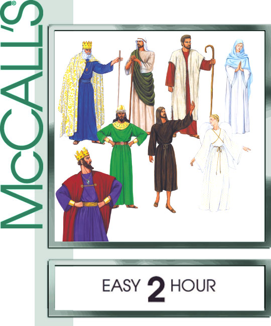 McCall's Christmas Costumes 2339