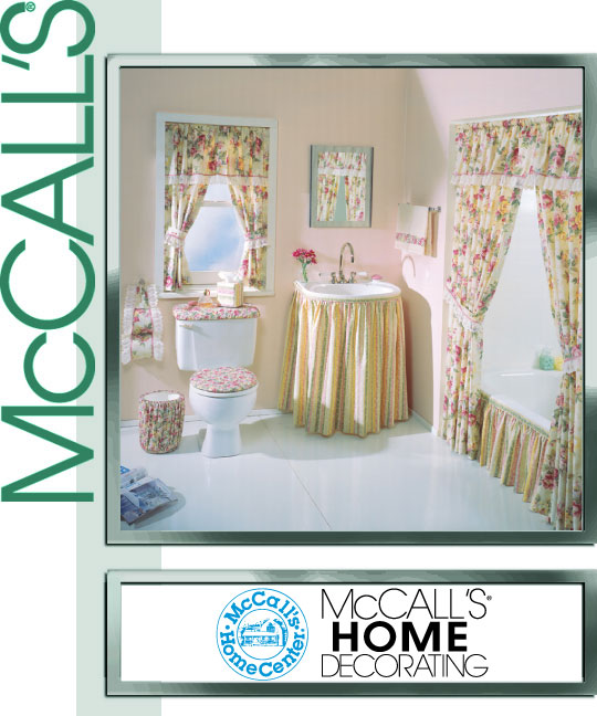 McCall's Bathroom Essentials 2721