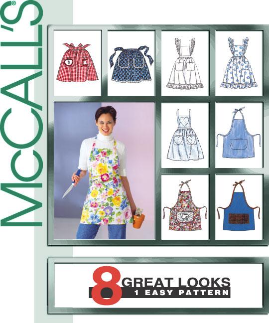 McCall's Aprons 2947