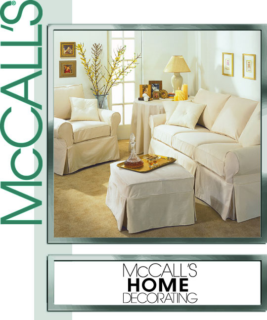 McCall's Cover Essentials 3278