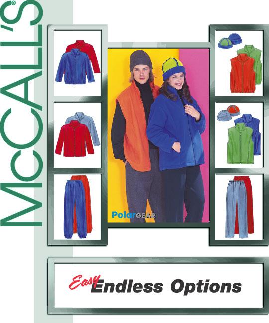 McCall's Jacket 3402