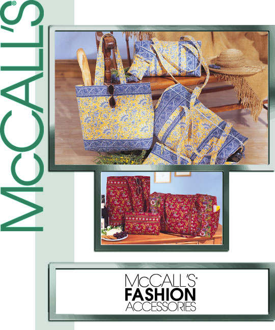 McCall's Tote Bags 3693