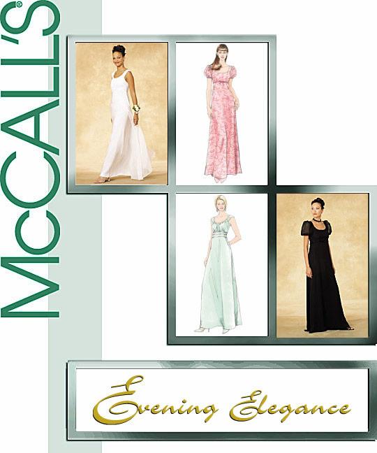 McCall's Evening Elegance 3954
