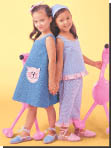 McCalls 4006 Pattern ( Size 6-7-8 )
