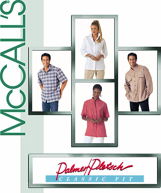 McCall's Classic Fit Three Hour Shirt 4079