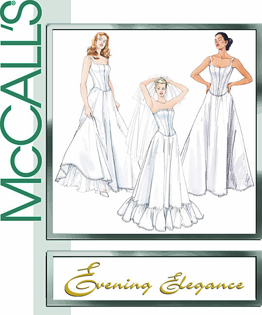 McCall's Corsets and petticoats 4109