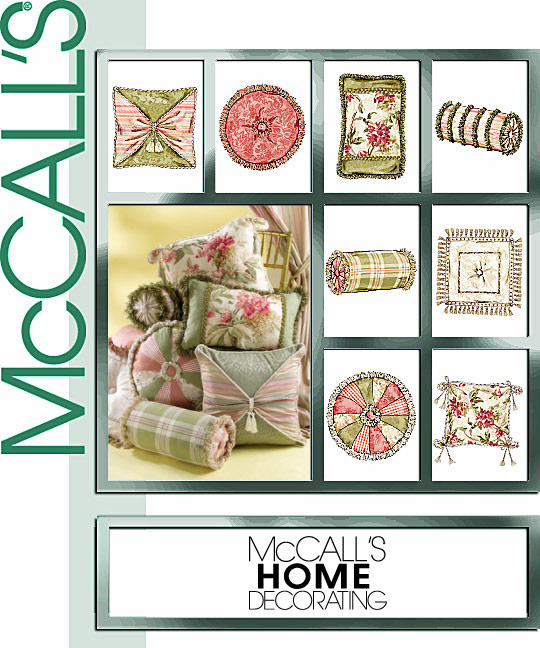 McCall's Pillow Essentials 4410