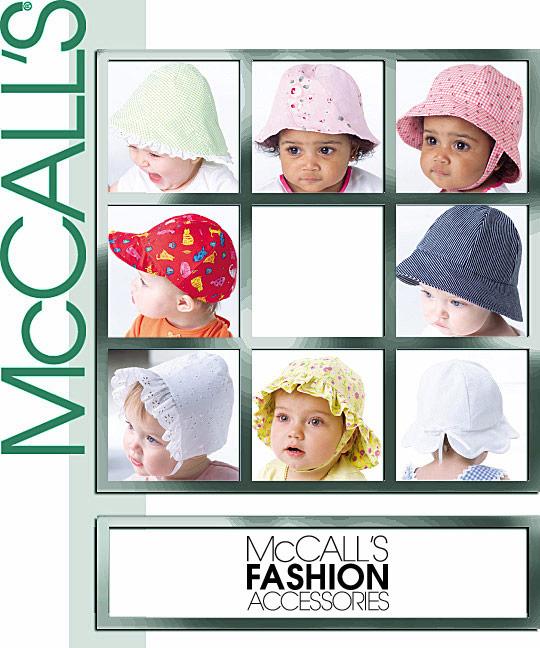 McCall's Infants' Hat 4478