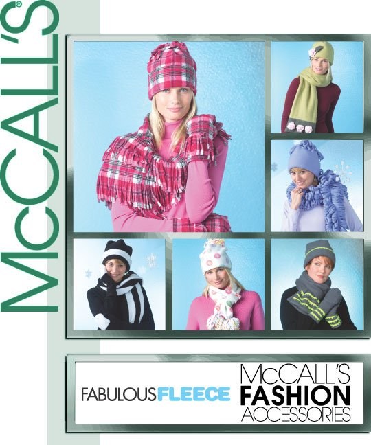 McCall's fashion accessories 4681