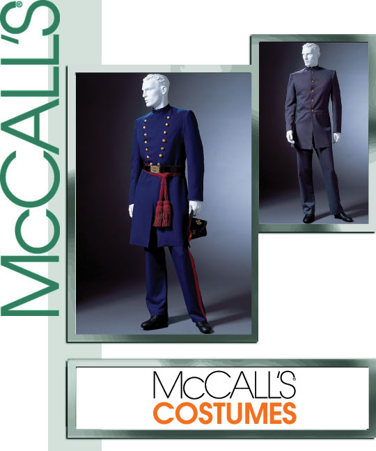 McCall's Civil War Costume 4745