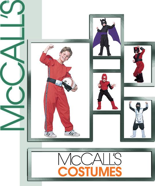 McCall's costume