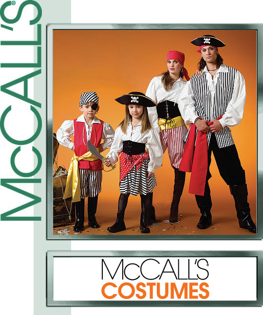 McCall's MISSES�, MEN�S, CHILDREN�S, BO 4952