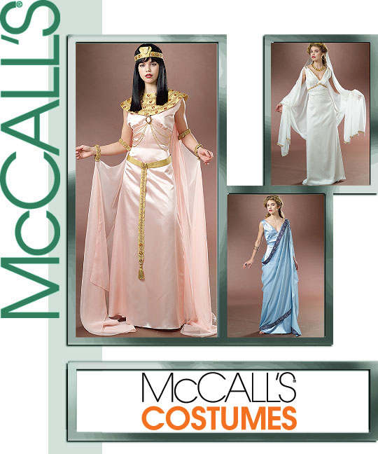 McCall's Misses\' Costumes 4954