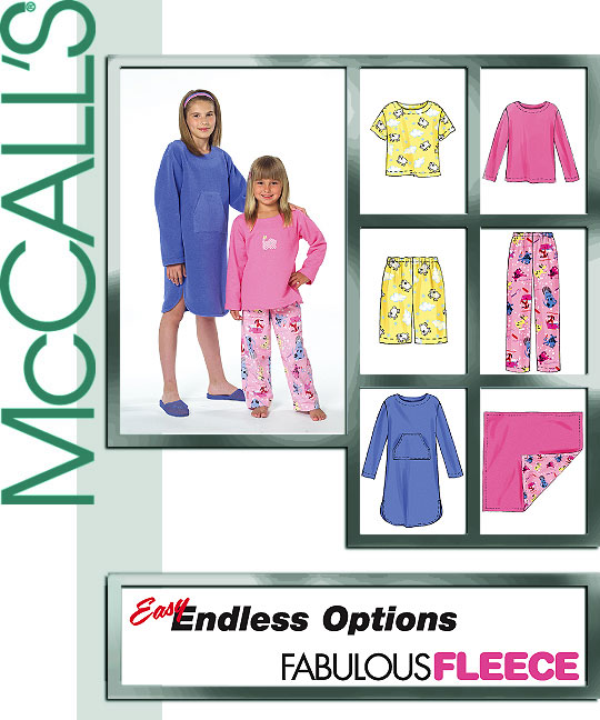 McCall's Easy Endless Options 4963