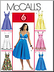 McCalls 5094 Pattern ( Size 12-14-16-18 )