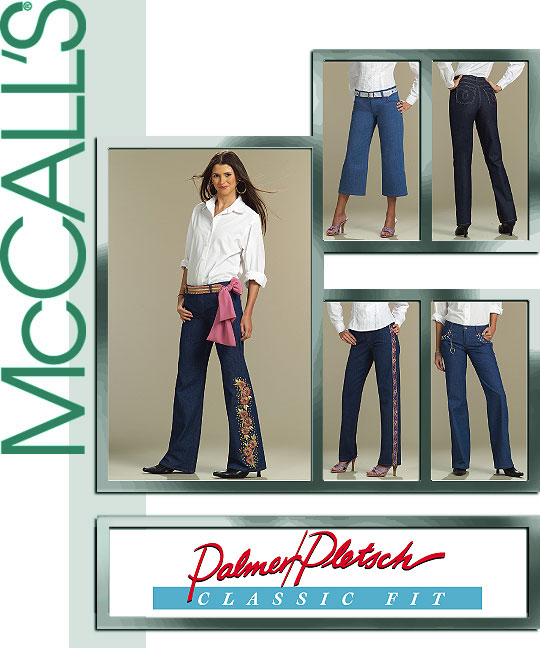 McCall's The Perfect Jean 5142
