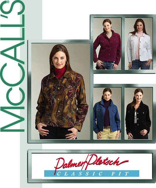 McCall's Jean Jacket 5191