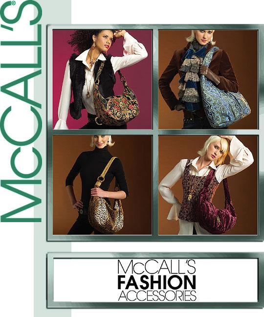 McCall's Fashion Accessories 5198