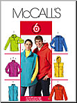 McCalls 5252 Pattern ( Size SML-MED-LRG )