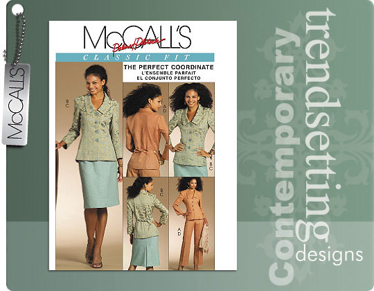 McCall's coordinates 5335