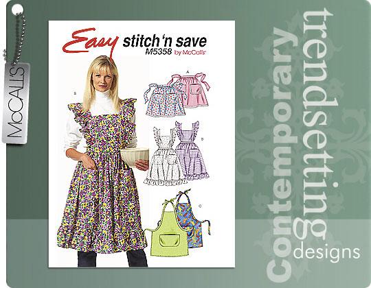 McCall's Misses' Dress 5358