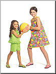 McCalls 5419 Pattern ( Size 3-4-5-6 )