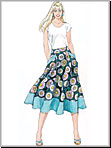 McCalls 5431 Pattern ( Size 6-8-10-12-14 )