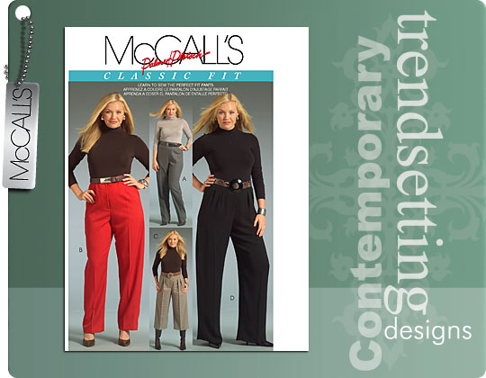 McCall's P&P Classic Fit 5537