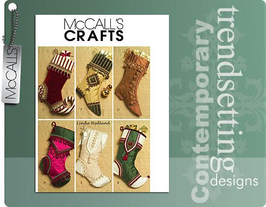 McCall's Stocking 5549