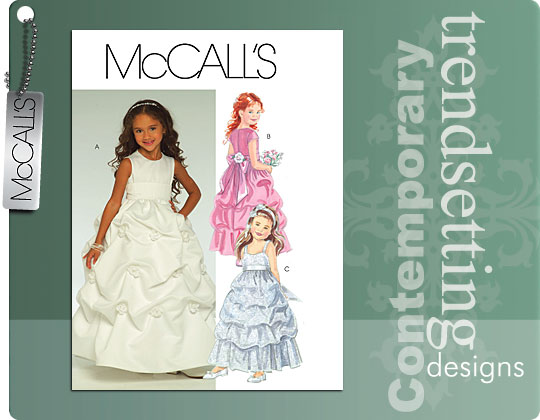 McCall's Lined Dress 5570