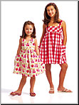 McCalls 5613 Pattern ( Size 3-4-5-6 )