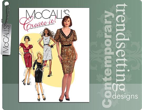 McCall's Create a Dress 5753