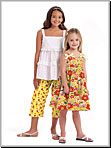 McCalls 5796 Pattern ( Size 7-8-10-12-14 )