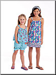 McCalls 5797 Pattern ( Size 3-4-5-6 )